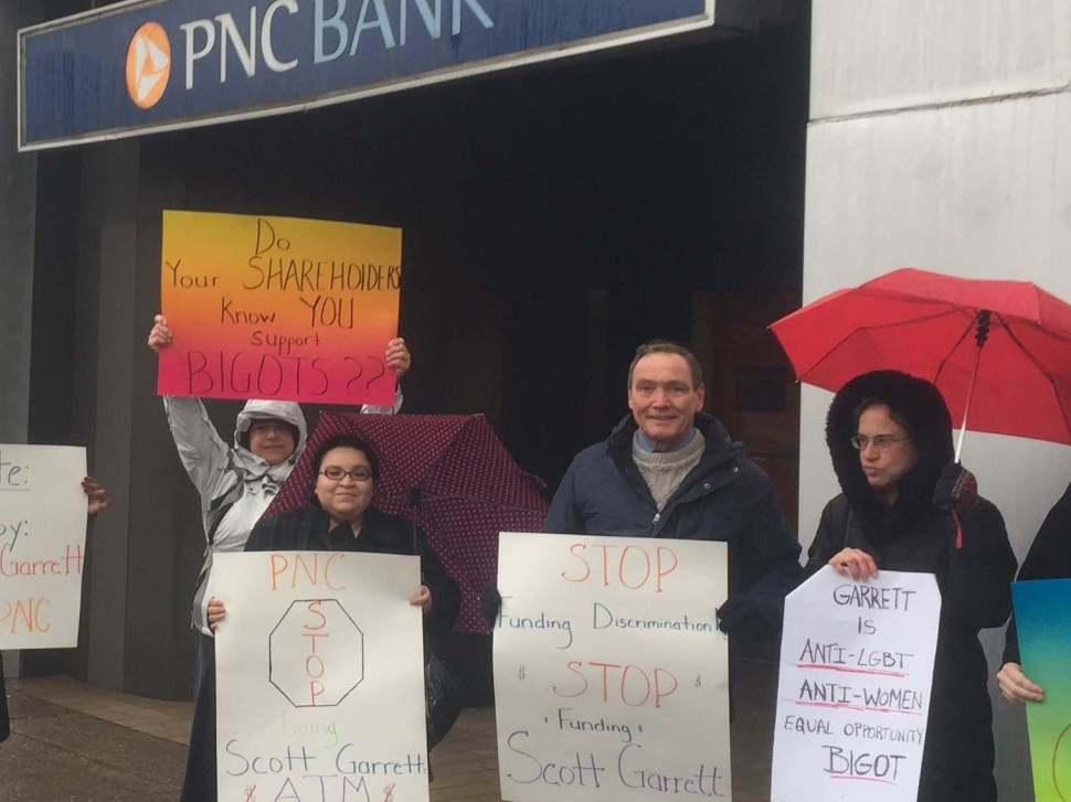 PNC protest 2
