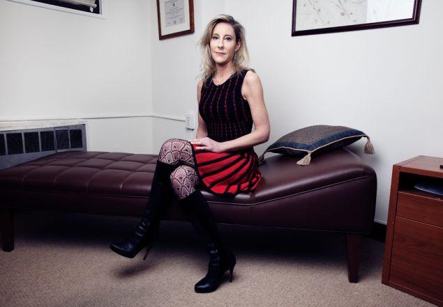 Rachel Blakeman (Photo by: Celeste Sloman for Observer)