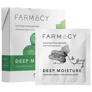 Farmacy's Hydrating Coconut Gel Mask.