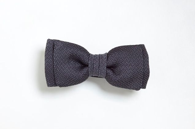 SalvatoreFerragamoBow Tie, $130, SalvatoreFerragamoBoutiques,1-866-337-7242
