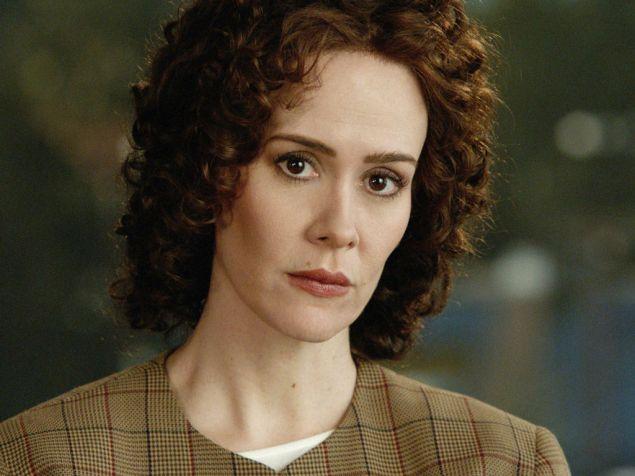 Sarah Paulson as Marcia Clark on American Crime Story.