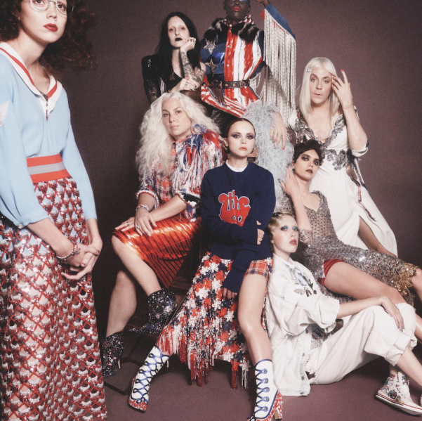 Americana, as seen by Marc Jacobs (Photo: Courtesy Marc Jacobs).
