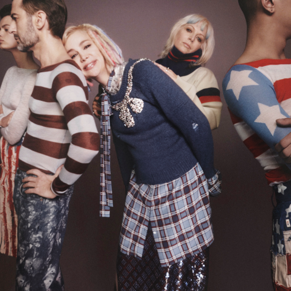 I spy Marc Jacobs in this image (Photo: Courtesy Marc Jacobs).