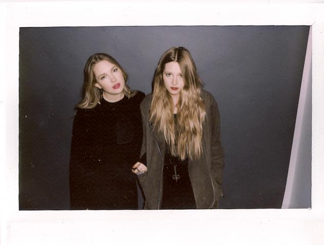 Chloe and Parris Gordon (Photo: Courtesy Beaufille).