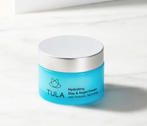 TULA's Probiotic Hydrating Day & Night Cream.