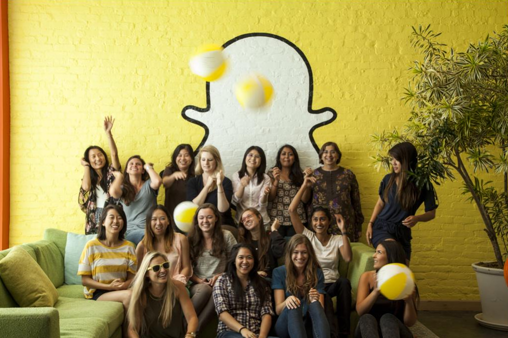 The Snapchat team.