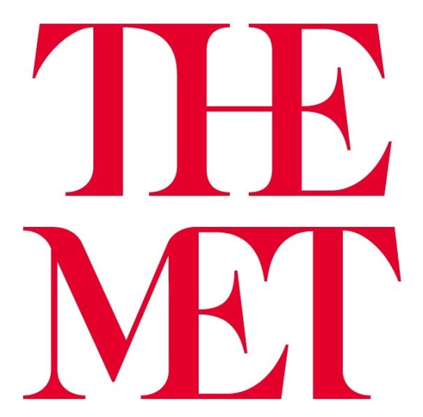 The Metropolitan Museum of Art's new logo, designed by Wolff Olins.