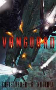 The cover of Vanguard.