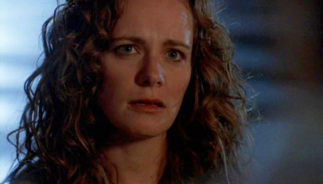 Mulder's sister Samantha, abducted when they were both little kids, constantly resurfaces at different ages and in different capacities.