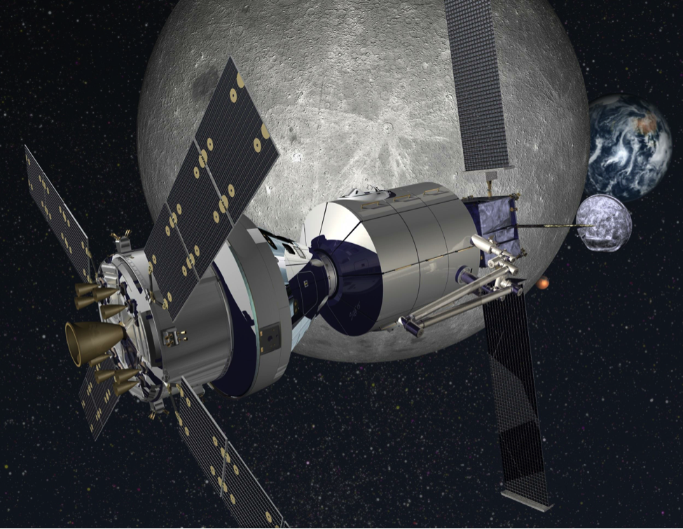 The Orion spacecraft contains advanced capabilities that are unique to long duration deep space missions, enabling a cis-lunar outpost that is less complex and more affordable.