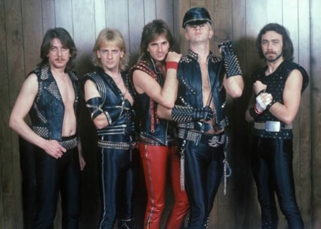 Vintage Judas Priest.
