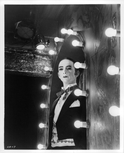 Joel Grey in the film Cabaret, 1972