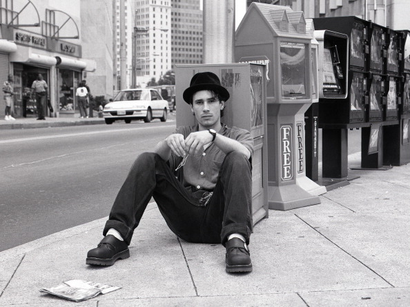 American singer-songwriter Jeff Buckley (1966 - 1997), Atlanta, Georgia, USA, August 1994.