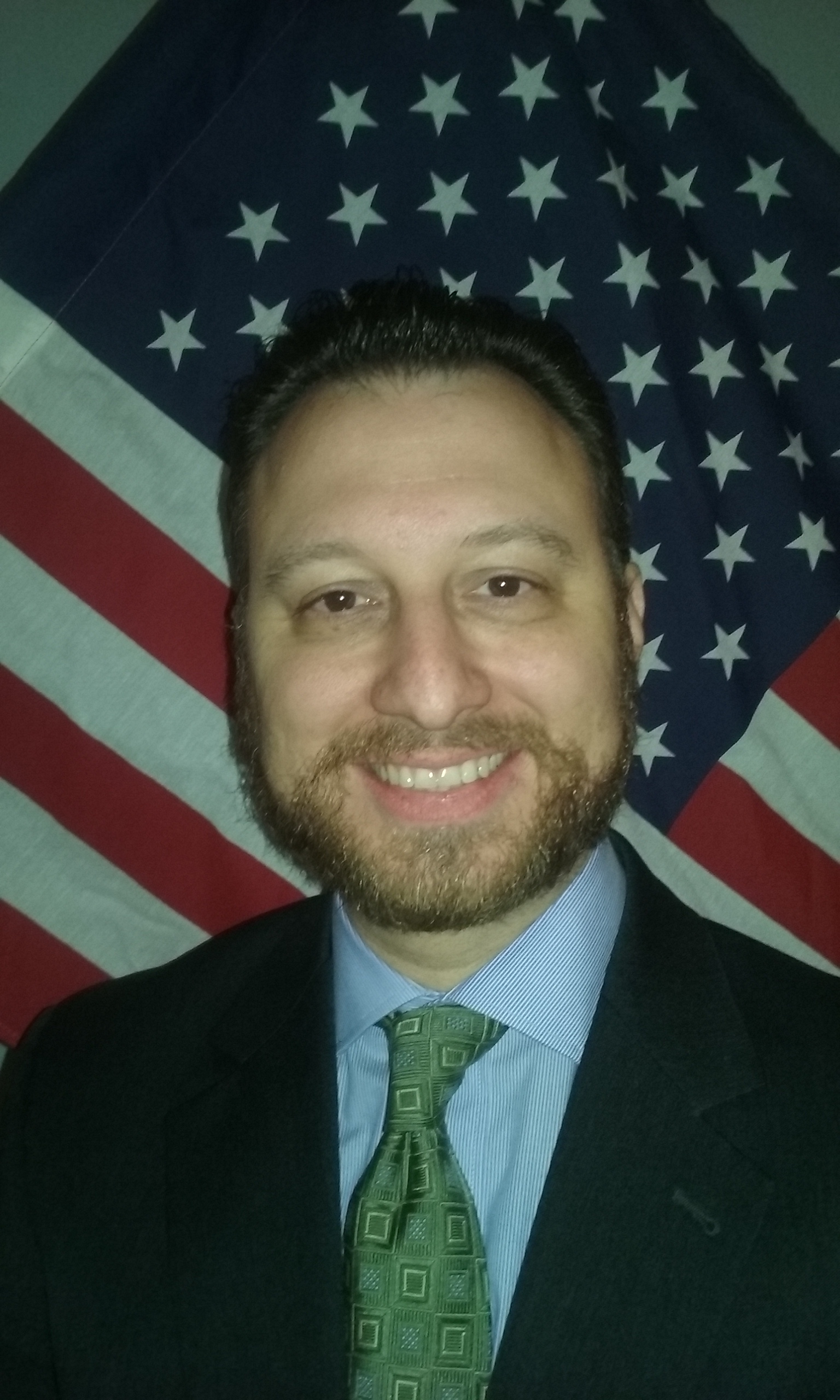 Wenzel is running for congress in CD11.