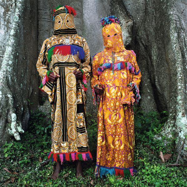 Phyllis Galembo, Ano Women's Masquerade, Alok Village, Nigeria 2004.