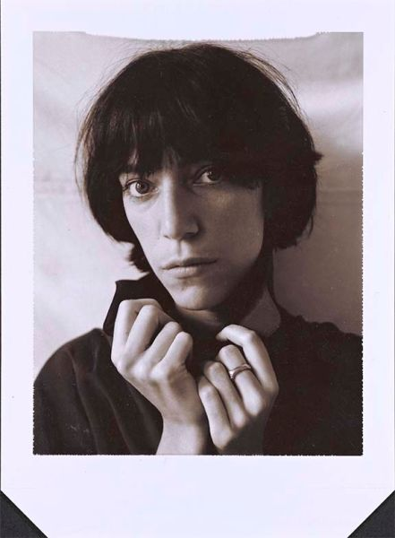 Robert Mapplethorpe, Patti Smith, 1974.