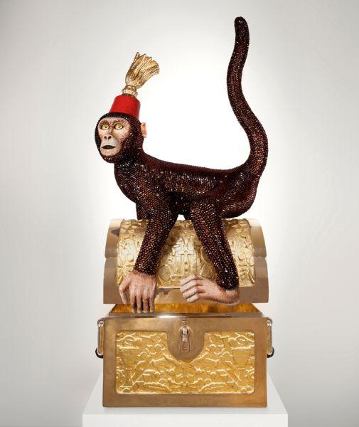 Studio Job, Monkey Business, 2013.