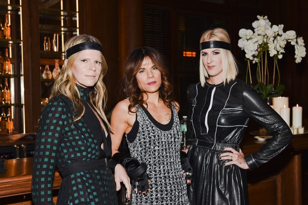 Yvonne Force Villareal, Doreen Remen, Casey Fremont Crowe== Gangs of New York Gala Honoring Haim Steinbach and Jack McCollough & Lazaro Hernandez of Proenza Schouler== Down Town Association, NY== March 31, 2015== ©Patrick McMullan== photo- Sean Zanni/PatrickMcMullan.com== ==