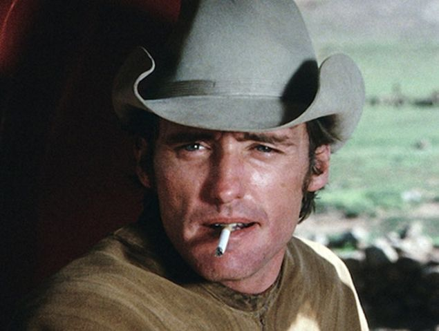 The Last Movie, 1971. Directed by Dennis Hopper.