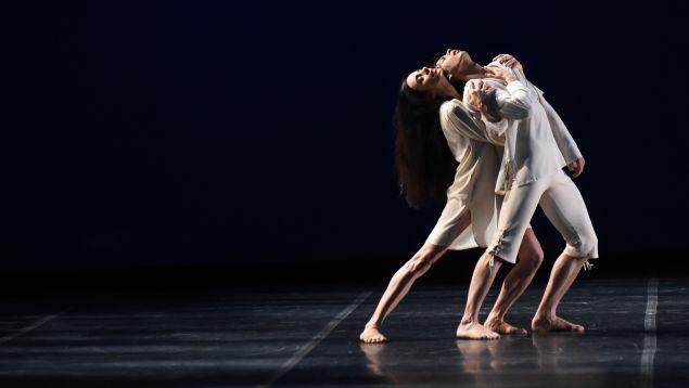 Alessandra Ferri and Herman Cornejo in TRIO Concert Dance at The Joyce.