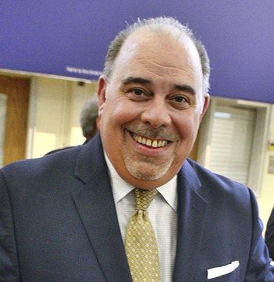 Hudson County Republican Chairman Jose Arango.