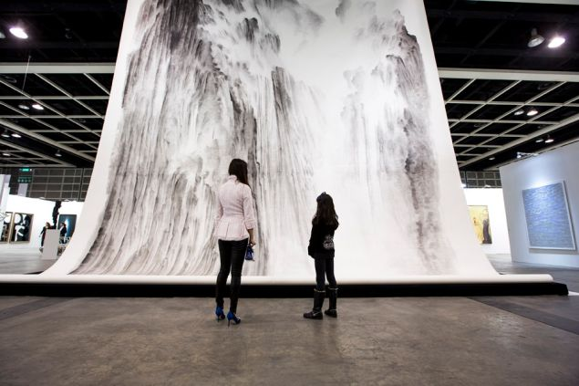Art Basel in Hong Kong 2015.