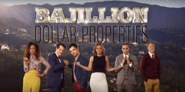 The cast of Bajillion Dollar Propertie$.