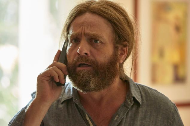Zach Galifianakis as Chip Baskets.
