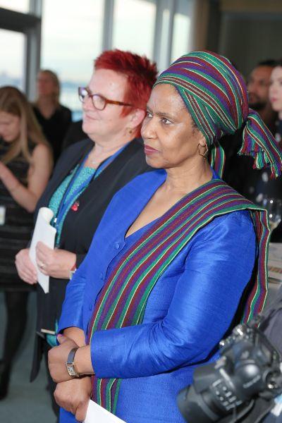 Phumzile Mlambo-Ngcuka, Elke Ferner