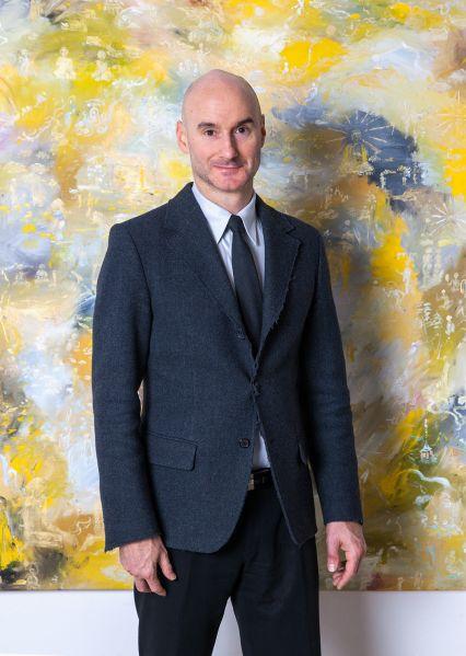 Benjamin Genocchio.