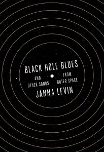 The cover of Black Hole Blues.
