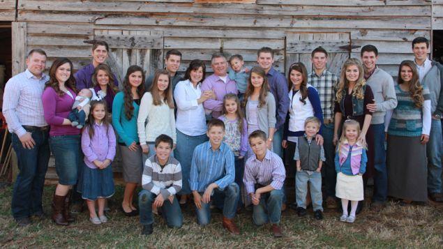 The Bates family.
