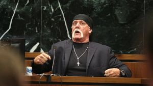 Hulk Hogan, with help from Peter Thiel, won his lawsuit against Gawker.