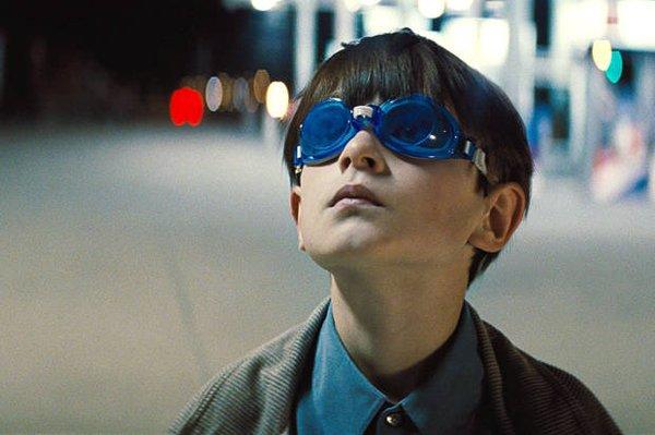 Jaeden Lieberher as Alton Meyer in 'Midnight Special.'