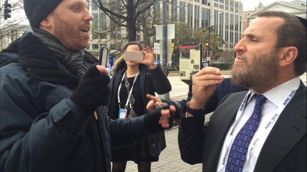 Max Blumenthal.