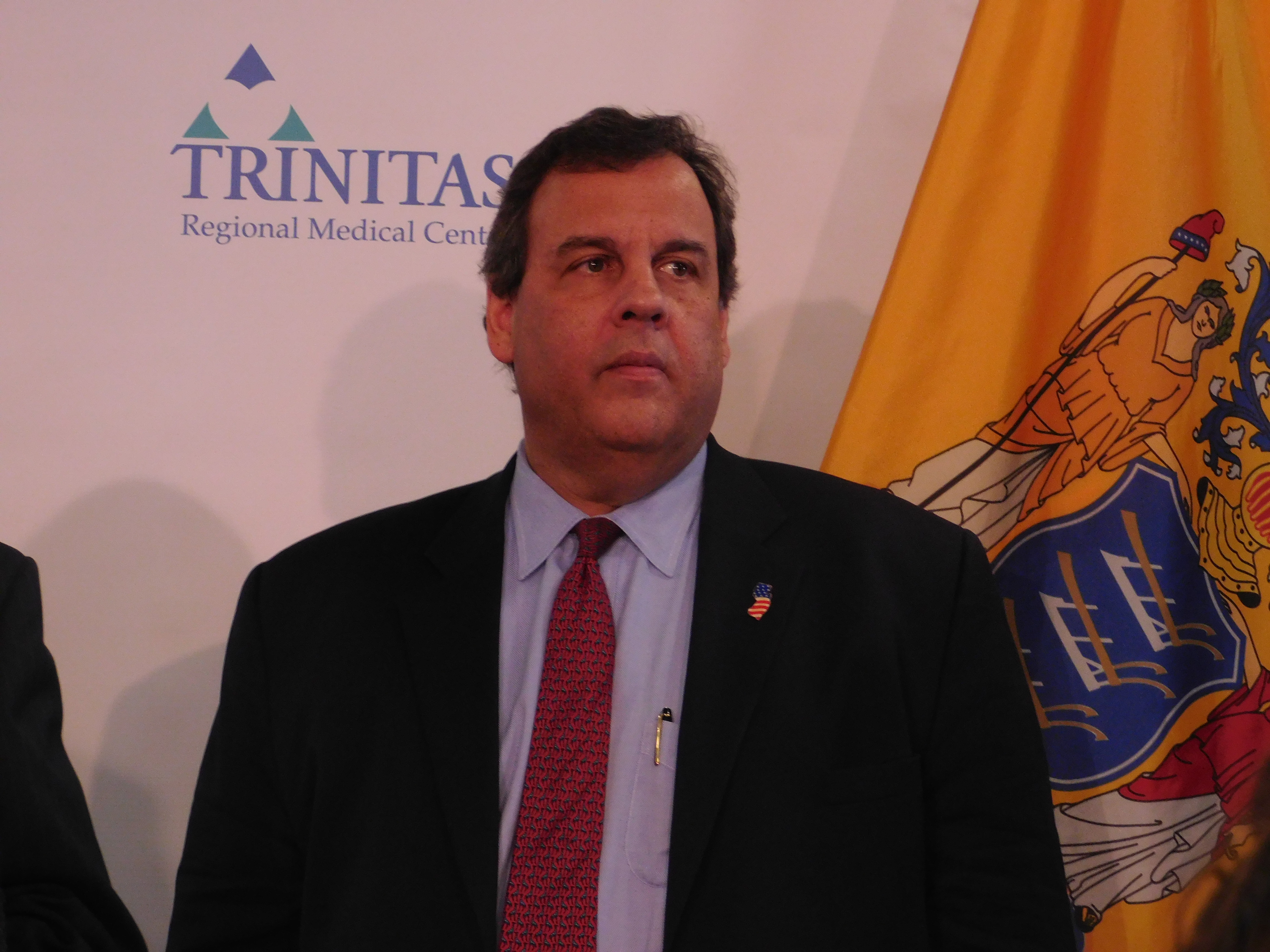 Christie unveiled his plan to determine tax exemptions for non-profits.