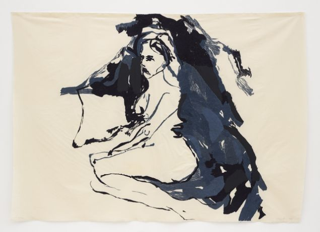 Tracey Emin's In Solitude, 2015.