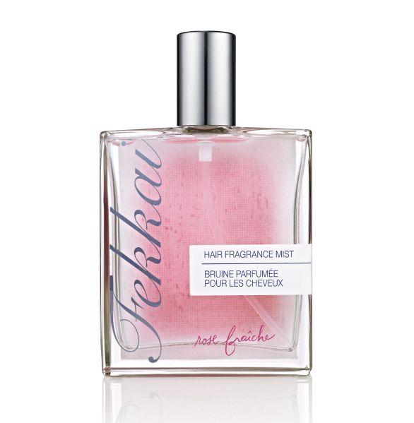 Fekkai Hair Fragrance Mist Rose Fraîche, $20, Fekkai.com