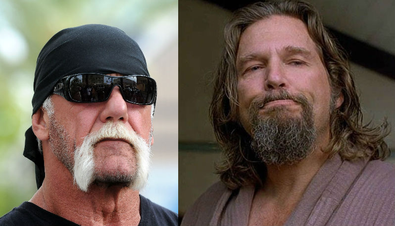 Hulk Hogan played by Jeff Daniels