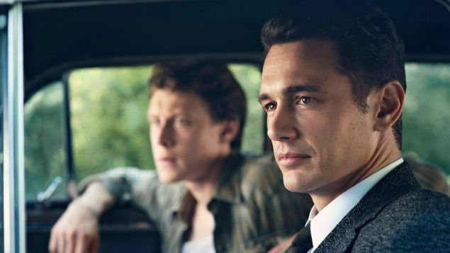 George MacKay and James Franco in 11.22.63.