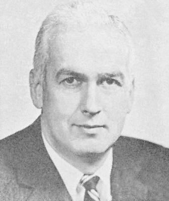 The late Congressman Frank Thompson.