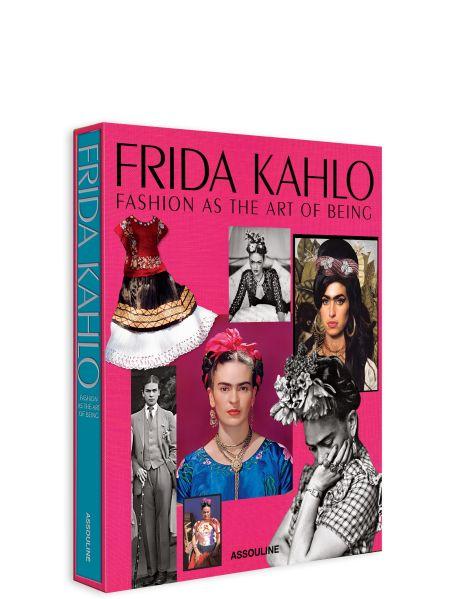 Frida Kahlo Cover, Photo Courtesy of Assouline