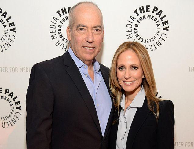 Fox CEOs Gary Newman and Dana Walden.