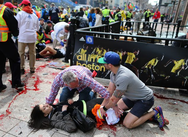 The Boston Marathon bombing was yet another disaster Mr. Feinberg was called upon to handle.