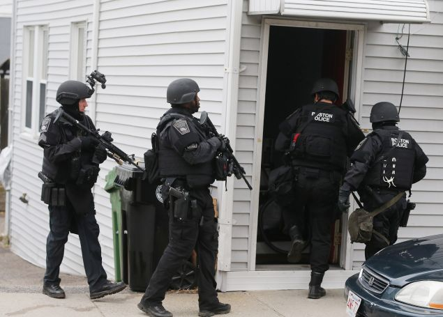 Some online abusers fake police emergency calls to get a SWAT team dispatched to the target's home