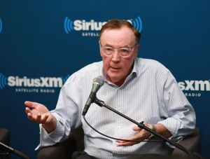 James Patterson, author of the book which inspired the CBS series 'Zoo.'