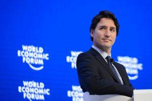 Canadian Prime Minister Justin Trudeau.