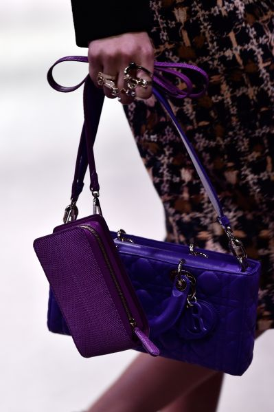 New bags from Dior