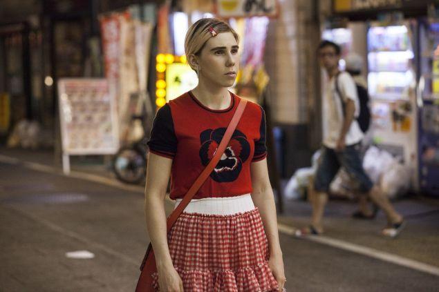 Zosia Mamet as Shoshanna Shapiro in Girls