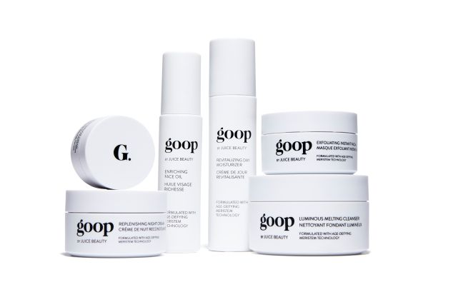 The Goop Skincare launch